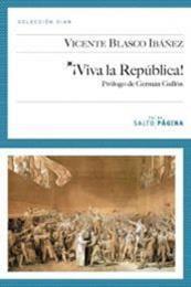 descargar epub ¡Viva la República! – Autor Vicente Blasco Ibáñez