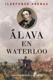 descargar epub Álava en Waterloo – Autor Ildefonso Arenas