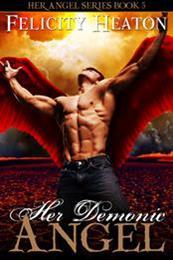 descargar epub Ángel demoníaco – Autor Felicity Heaton