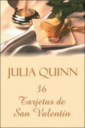 descargar epub 36 tarjetas de San Valentín – Autor Julia Quinn