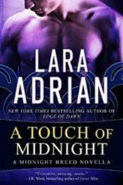 descargar epub A Touch of Midnight – Autor Lara Adrian
