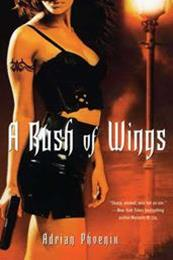 descargar epub A rush of wings – Autor Adrian Phoenix