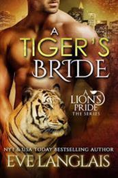 descargar epub A tigers bride – Autor Eve Langlais gratis