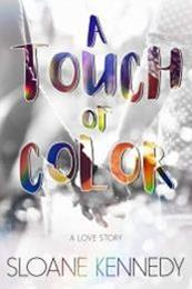 descargar epub A touch of color – Autor Sloane Kennedy