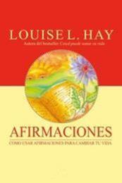 descargar epub Afirmaciones – Autor Louise L. Hay