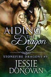 descargar epub Aiding the dragon – Autor Jessie Donovan