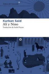 descargar epub Alí y Nino – Autor Kurban Said
