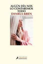 descargar epub Algún día nos contaremos todo – Autor Daniela Krien