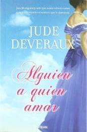 descargar epub Alguien a quien amar – Autor Jude Deveraux