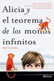 descargar epub Alicia y el teorema de los monos infinitos – Autor Mayte F. Uceda