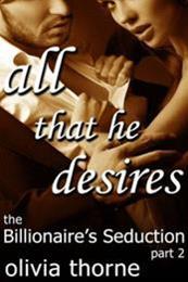 descargar epub All that he desires – Autor Olivia Thorne