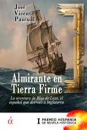 descargar epub Almirante en tierra firme – Autor José Vicente Pascual gratis