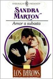 descargar epub Amor a subasta – Autor Sandra Marton