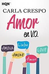 descargar epub Amor en V.O. – Autor Carla Crespo