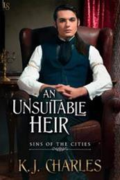 descargar epub An unsuitable heir – Autor K. J. Charles gratis
