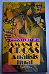 descargar epub Analisis final – Autor Amanda Cross
