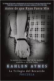 descargar epub Antes de que Ryan fuera mío – Autor Kahlen Aymes gratis