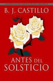 descargar epub Antes del solsticio – Autor B.J. Castillo