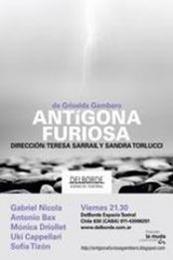 descargar epub Antigona furiosa – Autor Griselda Gambaro gratis