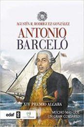 descargar epub Antonio Barceló. Mucho más que un corsario – Autor Agustín Ramón Rodríguez González