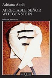 descargar epub Apreciable Señor Wittgenstein – Autor Adriana Abdó