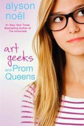 descargar epub Art geeks and prom queens – Autor Alyson Noël gratis