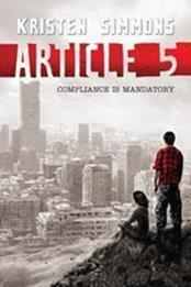 descargar epub Article 5 – Autor Kristen Simmons gratis