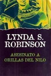 descargar epub Asesinato a orillas del Nilo – Autor Lynda Suzanne Robinson
