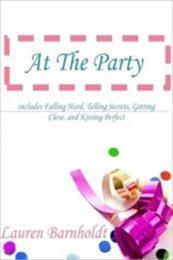 descargar epub At the party – Autor Lauren Barnholdt