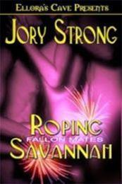 descargar epub Atando a Savannah – Autor Jory Strong gratis