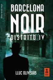 descargar epub Barcelona Noir – Autor Lluc Oliveras