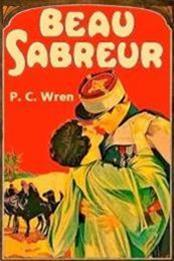 descargar epub Beau Sabreur – Autor Percival Christopher Wren