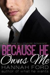descargar epub Because he owns me – Autor Hannah Ford