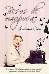 descargar epub Besos de mariposa – Autor Lorraine Cocó gratis