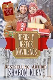 descargar epub Besos y deseos navideños – Autor Sharon Kleve gratis