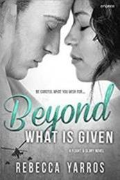 descargar epub Beyond what is given – Autor Rebecca Yarros