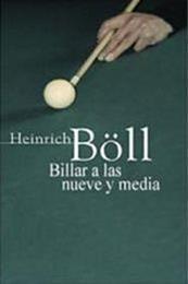 descargar epub Billar a las nueve y media – Autor Heinrich Böll gratis