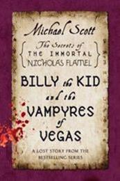descargar epub Billy The Kid and the vampyres of Vegas – Autor Michael Scott