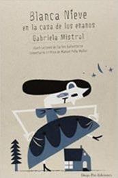 descargar epub Blanca Nieve en la casa de los enanos – Autor Gabriela Mistral