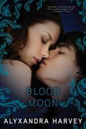 descargar epub Blood moon – Autor Alyxandra Harvey