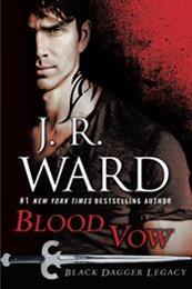 descargar epub Blood vow – Autor J. R. Ward