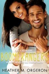 descargar epub Boomerangers – Autor Heather M. Orgeron