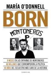 descargar epub Born – Autor María O'Donnell