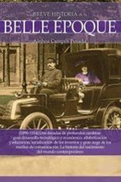 descargar epub Breve historia de la Belle Époque – Autor Ainhoa Campos Posada gratis
