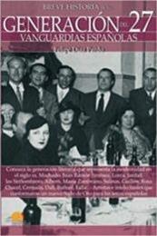 descargar epub Breve historia de la Generación del 27 – Autor Felipe Díaz Pardo gratis