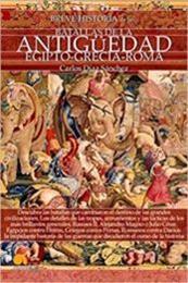 descargar epub Breve historia de las batallas de la antigüedad – Autor Carlos Díaz Sánchez gratis