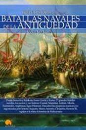 descargar epub Breve historia de las batallas navales de la Antigüedad – Autor Víctor San Juan gratis