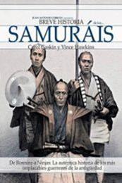 descargar epub Breve historia de los samuráis – Autor Carol Gaskin;Vince Hawkins