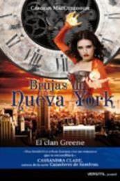 descargar epub Brujas de Nueva York:  El clan Greene – Autor Carolyn MacCullough