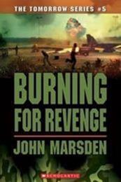 descargar epub Burning For Revenge – Autor John Marsden